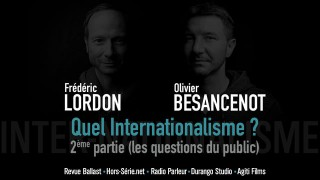 Quel Internationalisme ? (partie 2)
